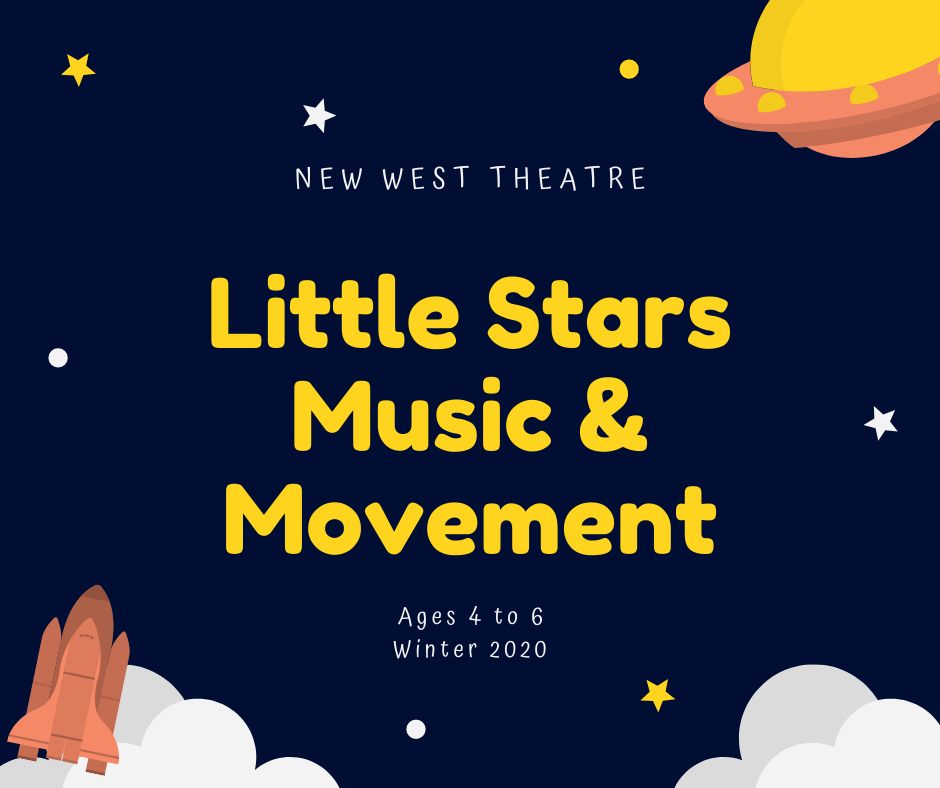 Little Stars Music & Movement (G)